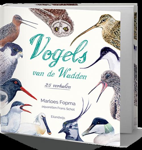 Vogels van de Wadden cover