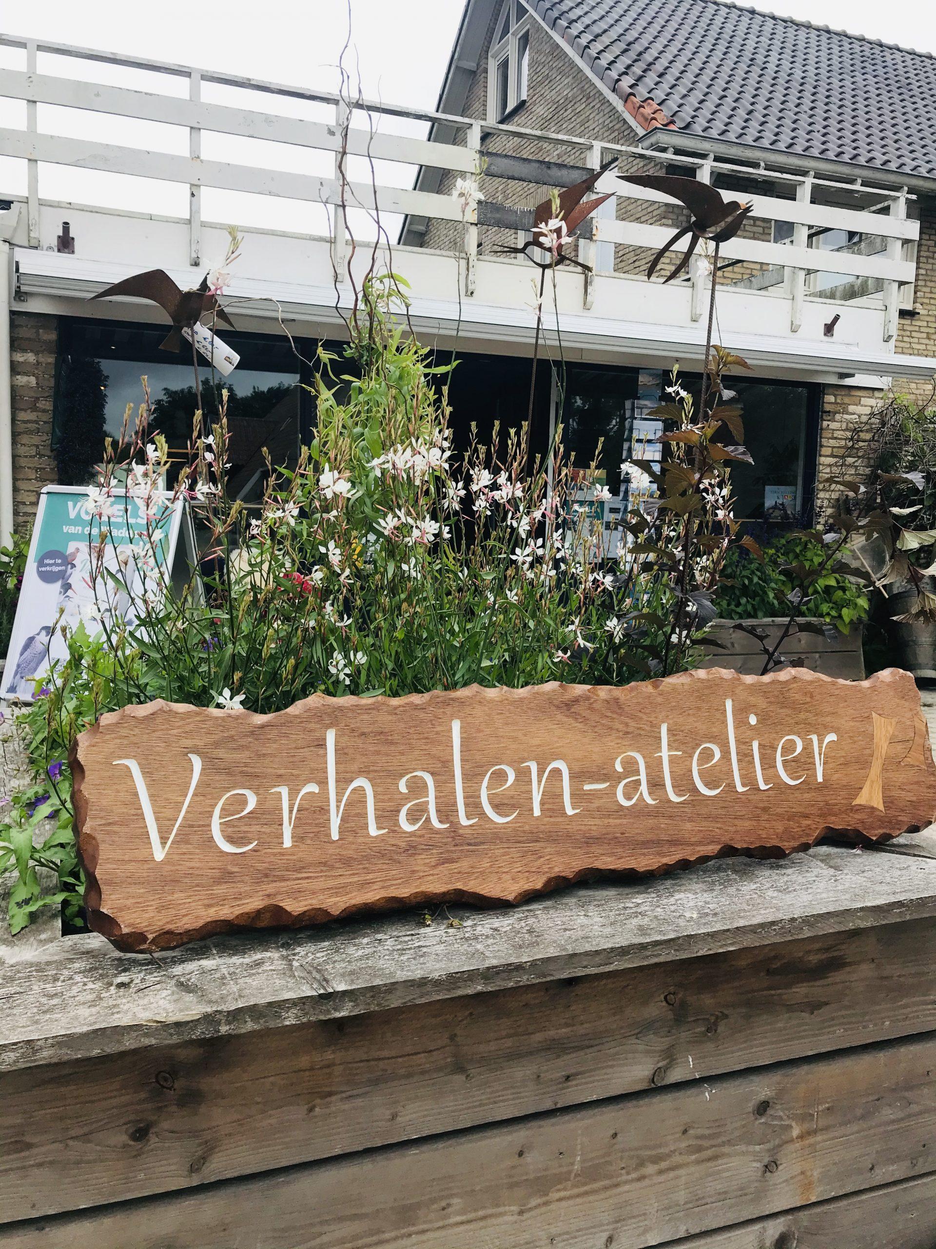 Welkom bij de Verhalen-Atelier van Eilandwijs